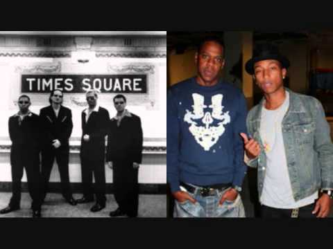 Pharrell - Frontin' (Wanna Sex You Up Remix) (Featuring Jay-Z and Color Me Badd)
