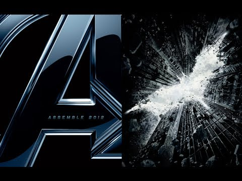 AMC Movie Talk - The Dark Knight Rises vs Avengers
