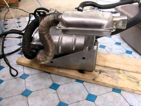 Eberspacher D5wz Hydronic Diesel Water Heater For Boat