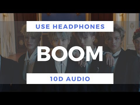 Download NCT DREAM - BOOM 10D Audio Mp4 baru