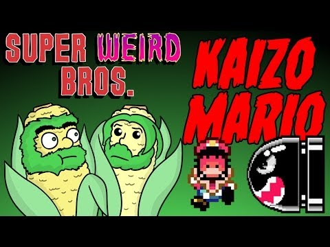 KAIZO MARIO - Super Weird Bros. #1