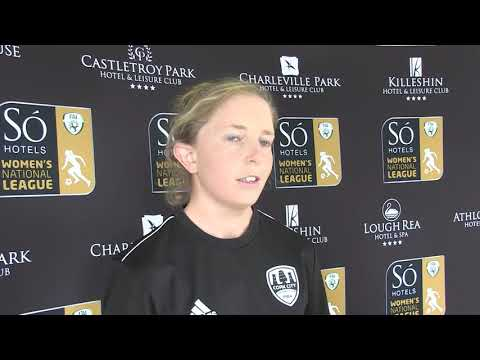Katie McCarthy named Só Hotels WNL April Player of the Month