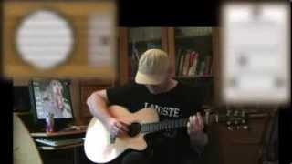 Where Have All The Flowers Gone? - Pete Seeger - Acoustic Guitar Lesson (easy)