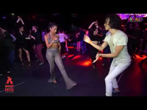 BERSY CORTEZ & ELOY J ROJAS SOCIAL SALSA | AISF 2019