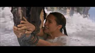 Hollywood Movie Tomb Raider Best Action Scene in Hindi Dubbed
