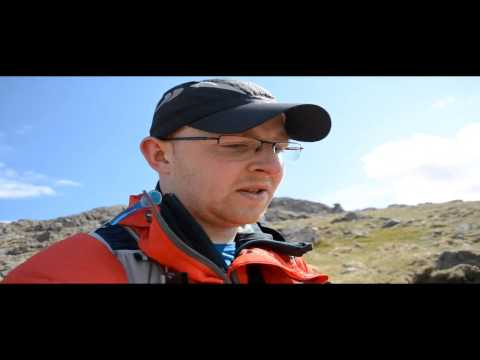 A walk in the Lake District - Cold Pike & Pike O'Blisco