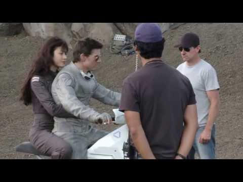 Oblivion Behind The Scenes: Jack's Moto Bike