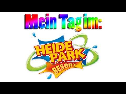 Mein Tag Im Heide Park Soltau Colossos Bobbahn Mountain Rafting