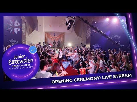 Junior Eurovision Song Contest 2019 - Opening Ceremony - Live Stream