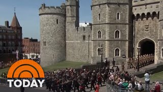 Royal Wedding: Final Preparations Are Underway   TODAY
