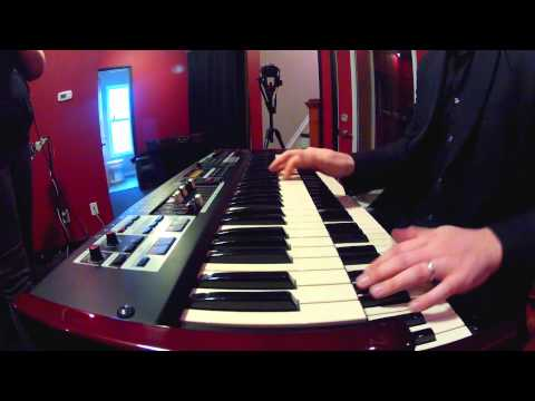 Hammond SK2 demo - Funk Fo' Ya! - Jim Alfredson
