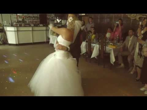 Чудный вальс - первый танец молодоженов(mNsergey)