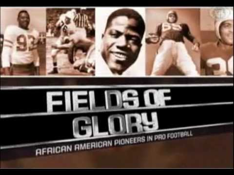 NFL Fields of Glory: Marion Motley & Bill Willis - African American Pioneers in Pro Football