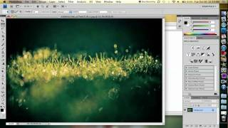 11.6 Macbook Air running Photoshop CS4