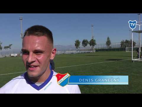Příprava: Denis Granečný hodnotí zápas s Jaroslavlí