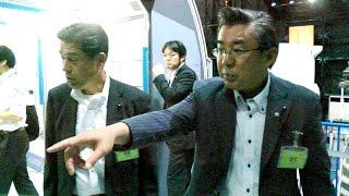 茨城県議会総務企画委員会県内調査(平成27年7月8日)