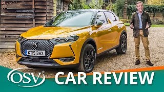 DS3 Crossback 2019 - A refreshing small SUV