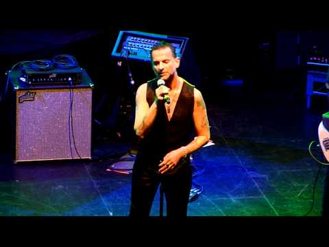 Dave Gahan - Love Will Tear Us Apart, live at Musicares Map Fund Benefit Concert 5-6-11