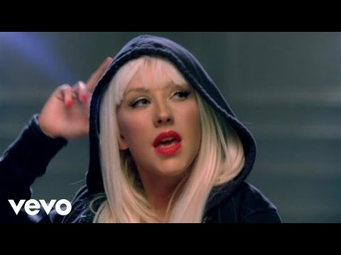 Christina Aguilera - Keeps Gettin' Better Video