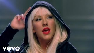 Клип Christina Aguilera - Keeps Gettin' Better
