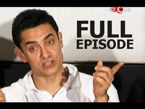 Aamir Khan Goes All Out For His Reality Show, Robbery At Shilpa Shetty's Home, & More Hot News video