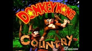 Donkey Kong Country Gameplay 02