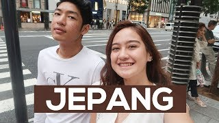 SALSHABILLA #VLOG [JAPAN TRIP] - BOY ALWAYS BE BOY!