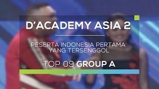 Peserta Indonesia Pertama yang Harus Tersenggol di D'Academy Asia 2