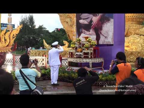 Ubon Ratchathani อุบลราชธานี - Candle Festival Day Before Parade