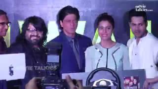 Tukur Tukur VIDEO Song | DILWALE | Shahrukh Khan, Kajol, Kriti Sanon, Varun Dhawan | Launch