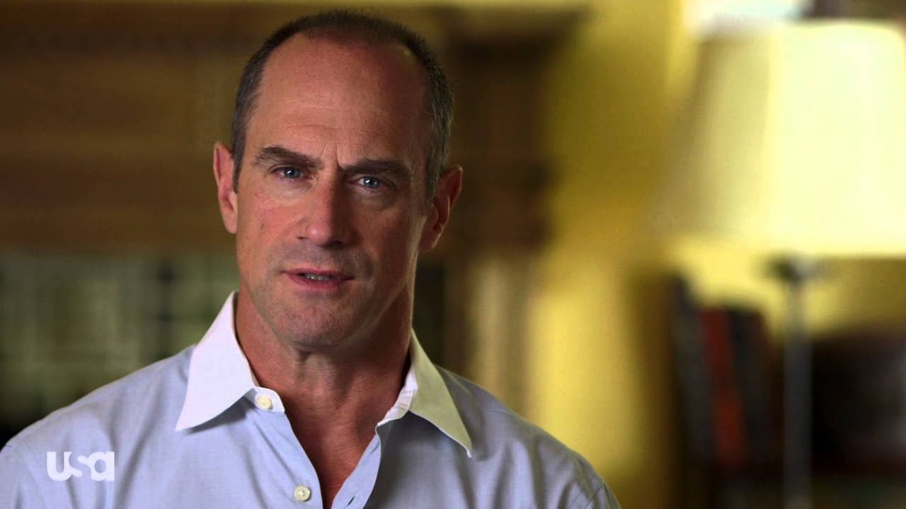 Christopher meloni supports a call to men and says no more for Meloni arredamenti oristano