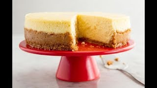 How To Make A Perfect Cheesecake | Delish Insanely Easy