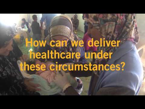 The Global Health in Conflict, Poverty and Fragility Conference, 30 May 2016 in Stockholm