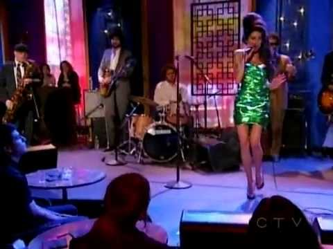 MTV 45th at Night introduces Amy Winehouse (Complete)