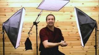 (8.94 MB) Three point lighting, Audio softbox lighting tutorial. Mp3