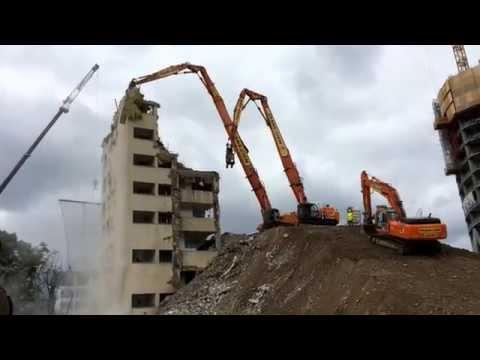 Wyburzanie Budynku IPN W Warszawie - Ostatnie Dni