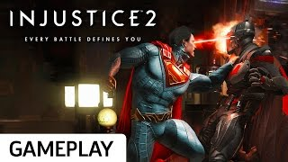 Batman vs. Superman - Injustice 2 Beta Gameplay