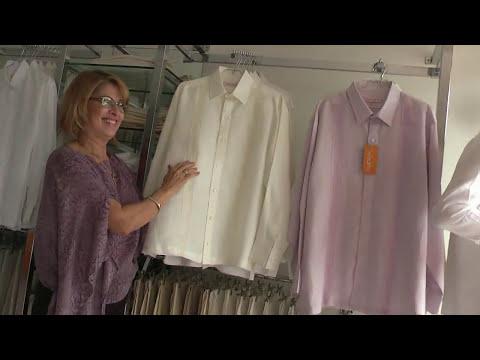 Camisas, Guayaberas y Pantalones Colección 2012 - Saladen By Edith Boutique.