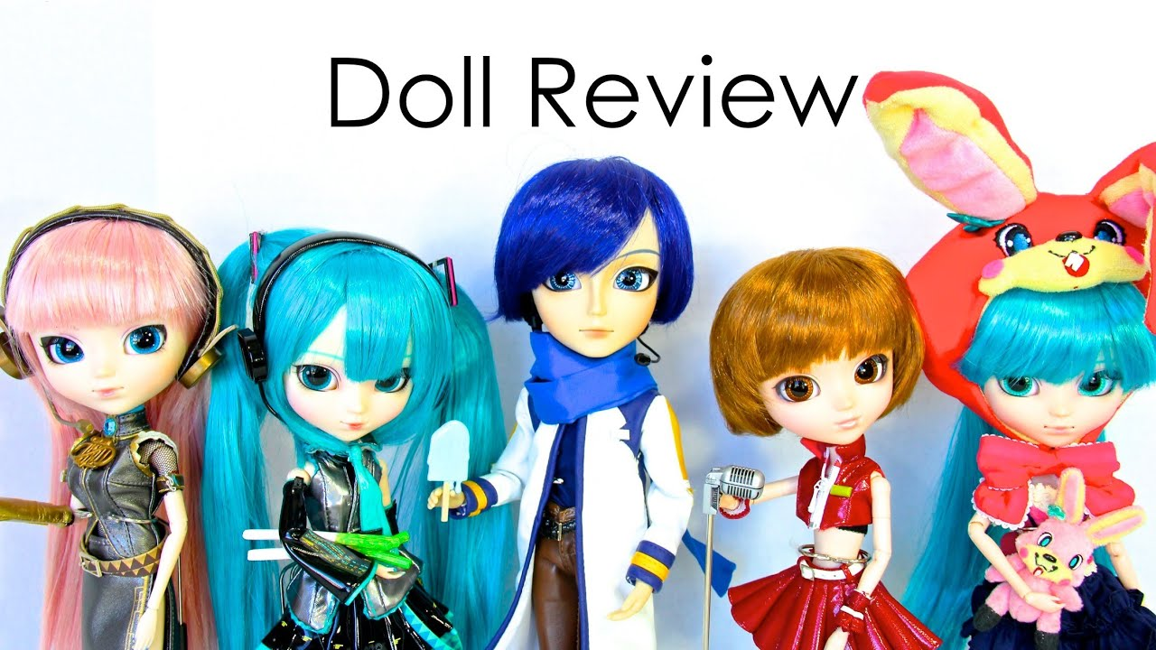 Pullip Dolls Doll Review Pullip Vocaloid