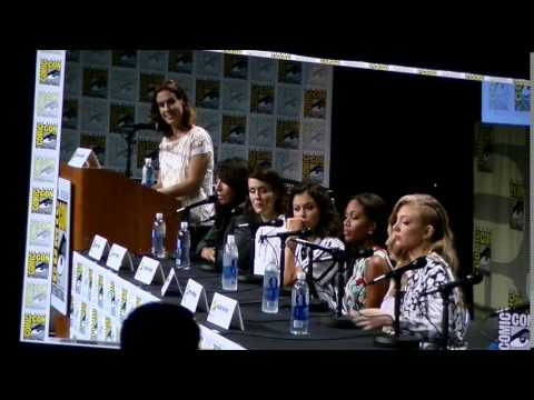 Women Who Kick Ass San Diego Comic-Con 2014 Panel