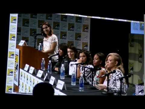Women Who Kick Ass San Diego Comic-Con 2014 Panel