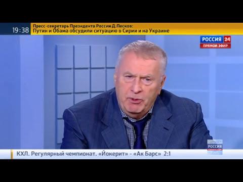 JIRINOVSKIY PRO O'ZBEKOV, TURKMENOV I TURKOV