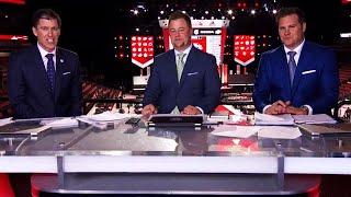 Hischier, Finns make history at 2017 NHL Draft