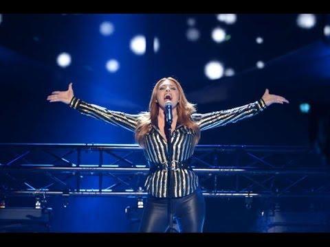 Helena Paparizou - Survivor (Live  Melodifestivalen 2014)