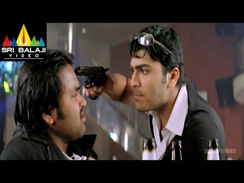 Vennela Movie Sarwanand in college Elections - Raja Sharwanand...