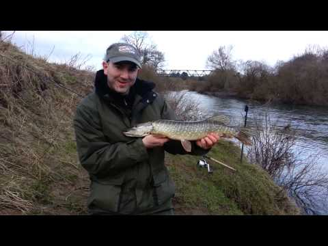 Under the Surface - Vol.4: Pike Fishing on the River Swale (24.02.13)