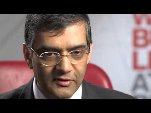 World Business Leaders: Rashik Parmar | London Business School