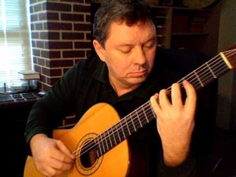 Matteo Carcassi: Etude No. 7 in A minor, Op. 60