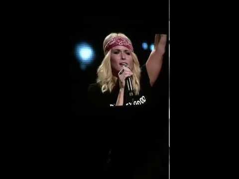 Miranda Lambert live Tribute Voice Singer, Christina Grimmie