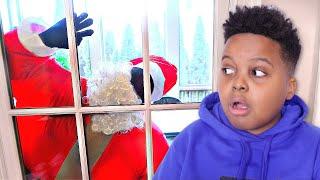Bad Baby Santa Claus ATTACKS! - Onyx Kids